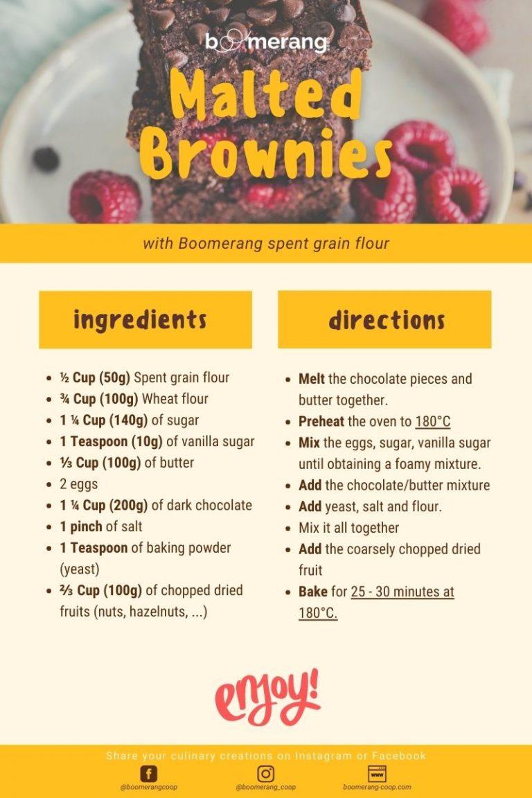 Brownies Recipe